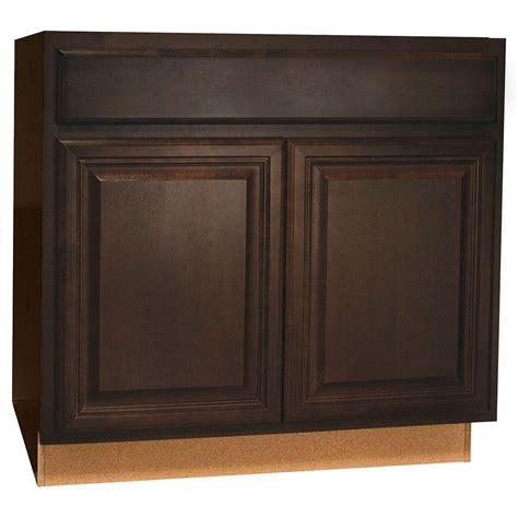 Kitchen Drawer Glides Hton Bay Cambria Assembled 36x34 5x24 In Base Kitchen