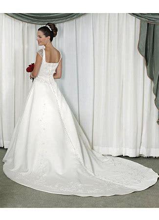 Setelan Gaun Pengantin Ekor 5 fakta tahukah anda 6 tipe ekor gaun pengantin