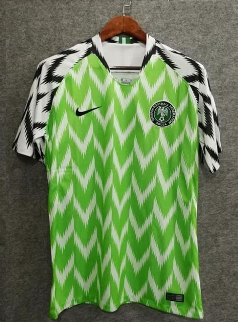 camisetas seleccion de nigeria mundial rusia 2018 44