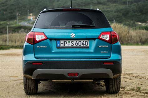 Suzuki Back New Vitara S Sau Sx4 S Cross Facelift 1 4 Boosterjet