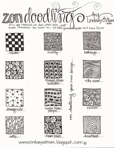 doodle drawing pdf 25 best ideas about zen doodle on zen doodle