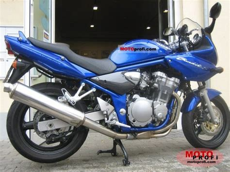 Suzuki 600 Bandit Suzuki Gsf 600 Bandit 2001 Specs And Photos
