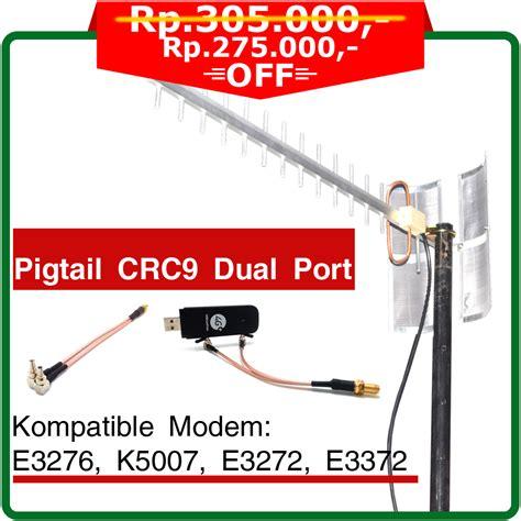 Jual Antena Yagi Modem Huawei E3272 Pigtail Dual Yagi Txr 185 jual antena modem huawei e3372 yagi iii eco
