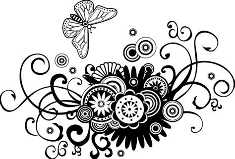 design pattern coreldraw 25 vector flower patterns