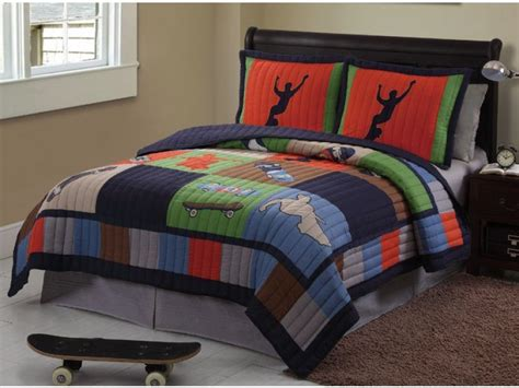 boy bed sets teen boys bedding sets ideas homefurniture org