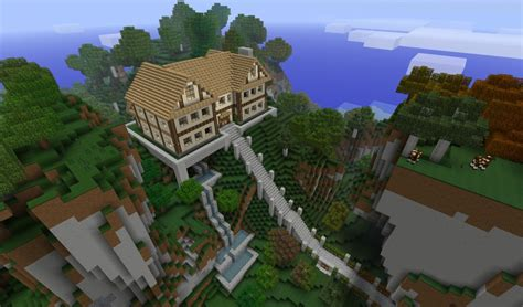 house on a hill a house on a hill remake read update log minecraft project