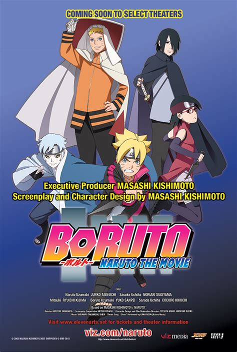 ulasan film boruto the movie boruto la pel 237 cula 2015 dvdrip 720p subtitulado identi