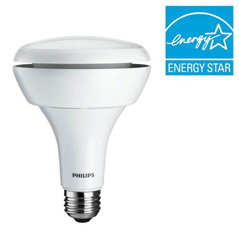 Led Floodlight Philips philips 65w equivalent soft white 2700k br30 dimmable