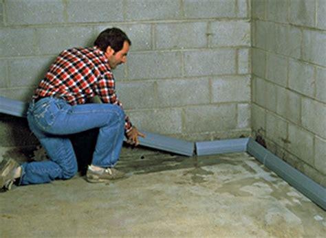 do it yourself basement waterproofing smalltowndjs