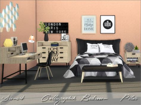 the sims 4 bed cc sims 4 bedrooms tumblr