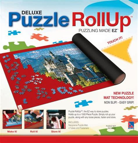 Puzzle Roll Up Mat Review by Sure Lox Deluxe Puzzle Roll Up Neoprene Mat Walmart Ca