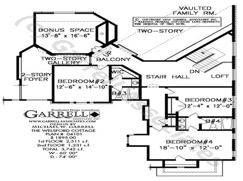 beach cabin floor plans two story cottage house floor plans two story beach