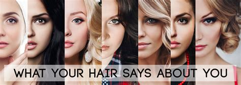 what your hair color says about you what does your hairstyle say about you kaos hair designers