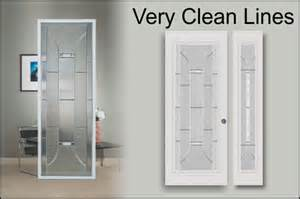 Glass Inserts For Exterior Doors Modern Glass Door Inserts For Front Entry Doors