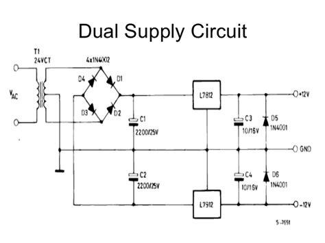 high current power supply circuit high current linear power supply schematic power supply
