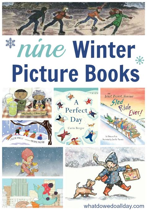winter windlings a winter books new winter picture books for