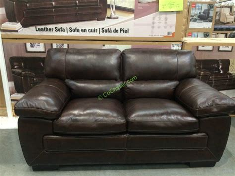 simon li leather sofa costco simon li leather loveseat costcochaser