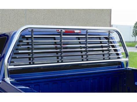 Stainless Steel Headache Rack by 640 Go Industries Ind Stainless Steel Headache