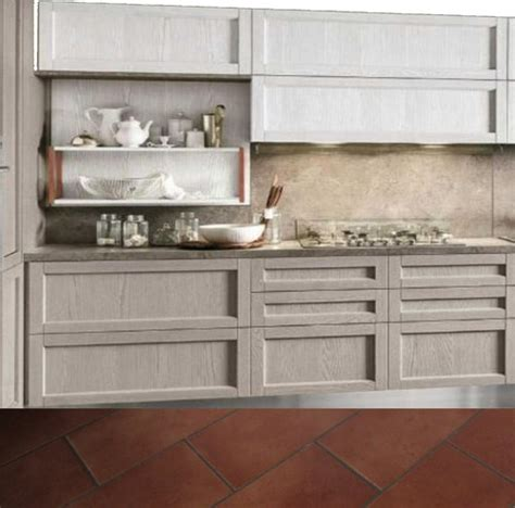 colore per cucina colore per cucina con pavimento in gres stile cotto