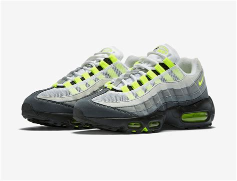 air max 95 nike air max 95 og neon the sole supplier