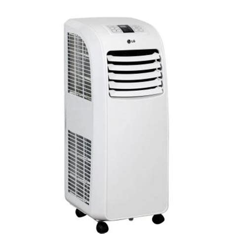 lg electronics 8 000 btu portable air conditioner and