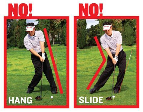 lower body golf swing drive time golf tips magazine