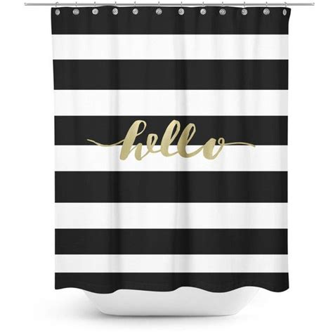 black and white bathroom shower curtain best 25 black shower curtains ideas on