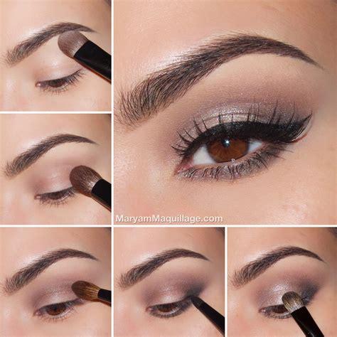 natural color makeup tutorial maryam maquillage quot city smokey quot makeup with wayne goss
