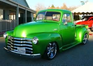 green machine chevy truck wheels
