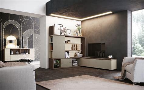 soggiorno design moderno soggiorno moderno qsm318 pensarecasa