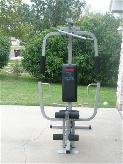 weider 8920 home espotted