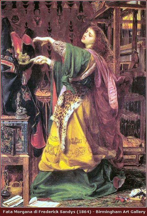 testo fata morgana la leggenda della fata morgana tanogabo