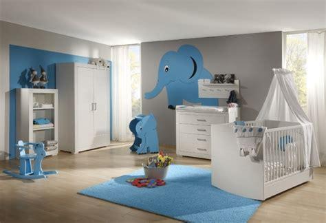 chambre bleu garcon deco chambre bebe garcon bleu et vert visuel 9