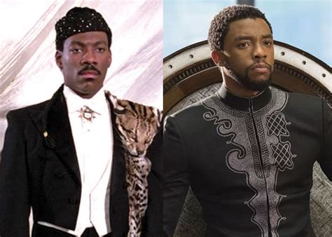 Zamnirda Black the coming to america connection black panther picks up where eddie murphy left