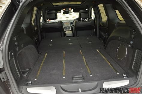 Jeep Grand Trunk Space 2014 Jeep Grand Limited Cargo Space