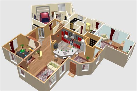 sweet home 3d software libre en dise 241 o de interiores