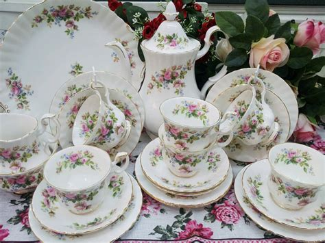 Classic Lovely Tea Sets by Lovely Treasures From Garden