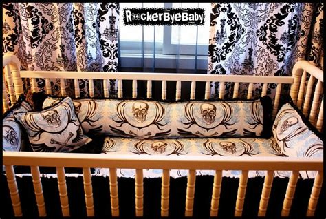 95 Best Rock The House Images On Pinterest Bedroom Decor Rock And Roll Crib Bedding