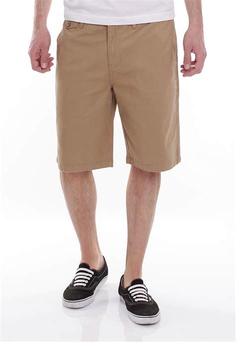 Shorts Khaki ezekiel weekender khaki shorts impericon worldwide