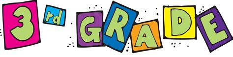 3rd Grade Clipart information