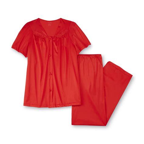 Vanity Clothing Locations by Vanity Fair S Plus Pajama Shirt Sears