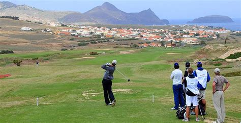 porto santo golf co de golfe do porto santo