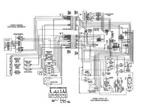 wiring diagram diagram parts list for model mlg19pddww maytag parts washer parts