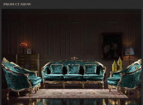 classic italian furniture living room 2018 italian classic living room furniture luxury classic sofa set rococo style solid wood frame