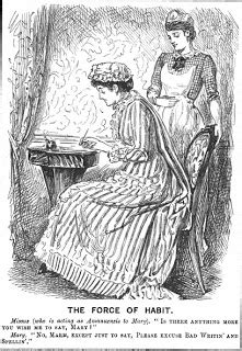 Ladies Becoming Maids: Illustrations