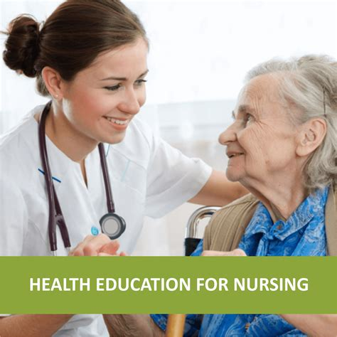 Classes For Nursing - term certificate course in health education for