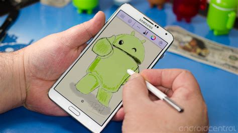 sketchbook note 3 sketchbook for galaxy puts the s pen on the note 3 to work