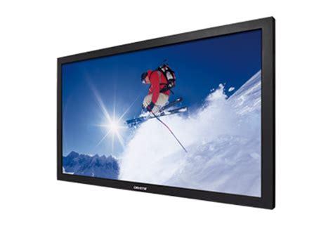 display tv christie fhd551 w