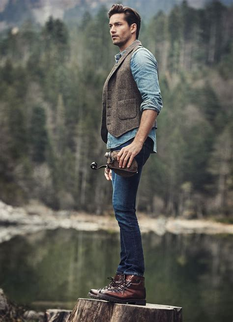 rugged mens fashion 30 amazing rugged s fashion ideas