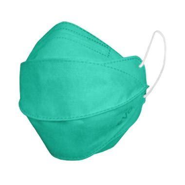 Mask Surgery Masker Wajah jual evo plusmed masker earloop masker wajah isi 25 green harga kualitas terjamin